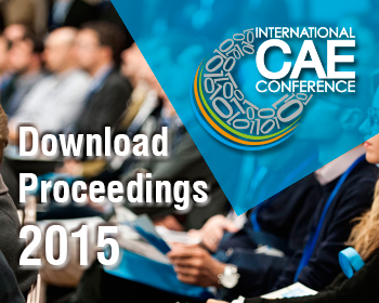International CAE Conference 2015: proceedings available for