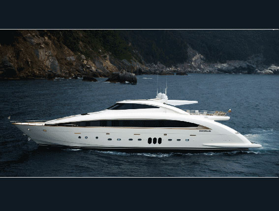 The Permare Amer 116 Super Yacht from Verme Projects