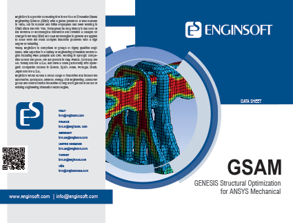 EnginSoft - GSAM - GTAM